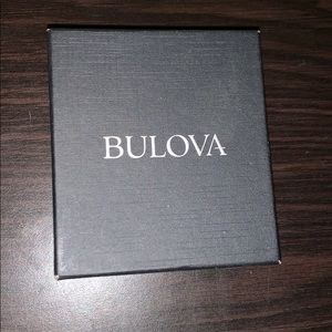 Bulova women's diamond accent watch